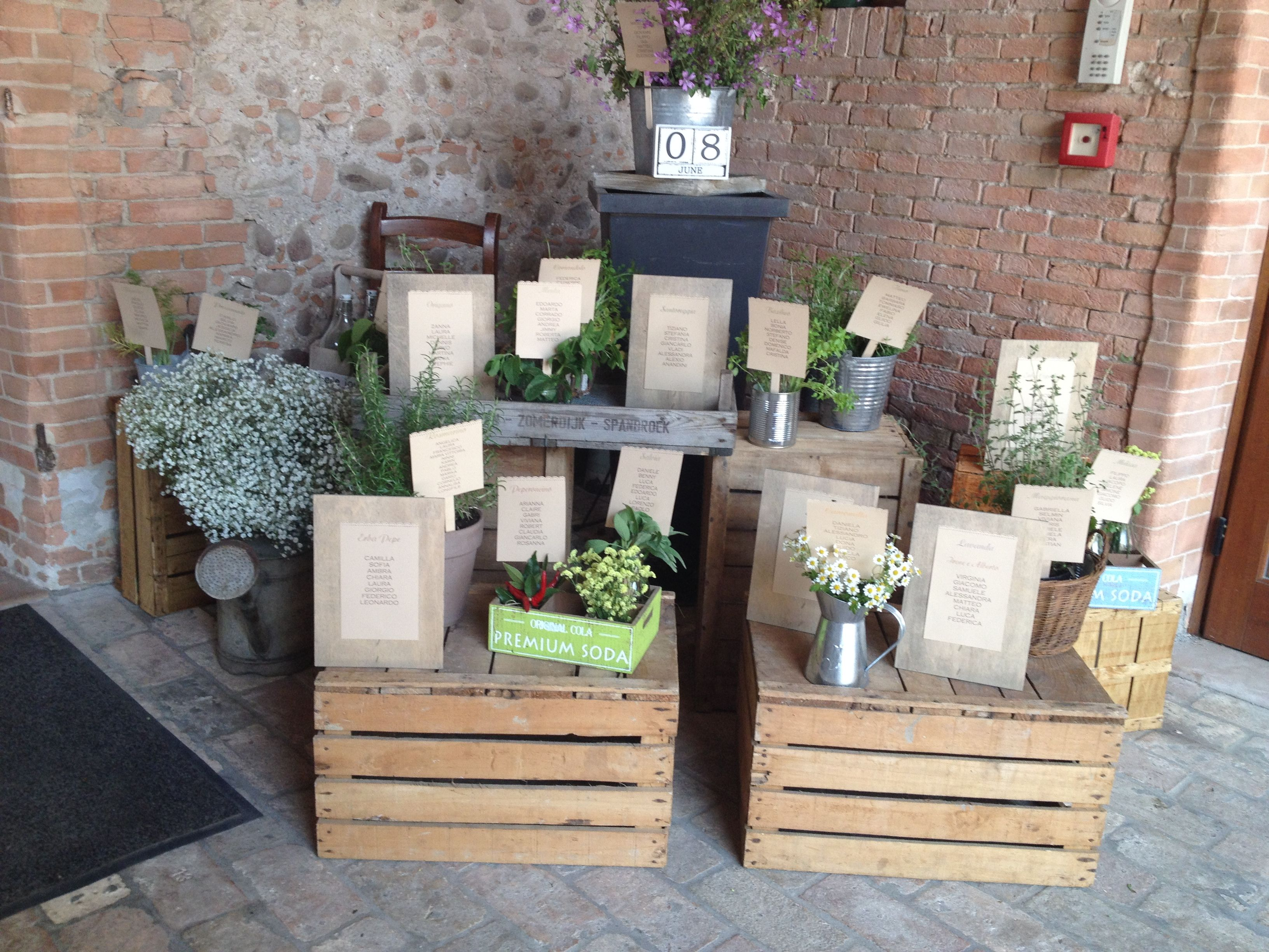 Tableau Matrimonio In Legno : Tableau mariage country chic marriage pinterest