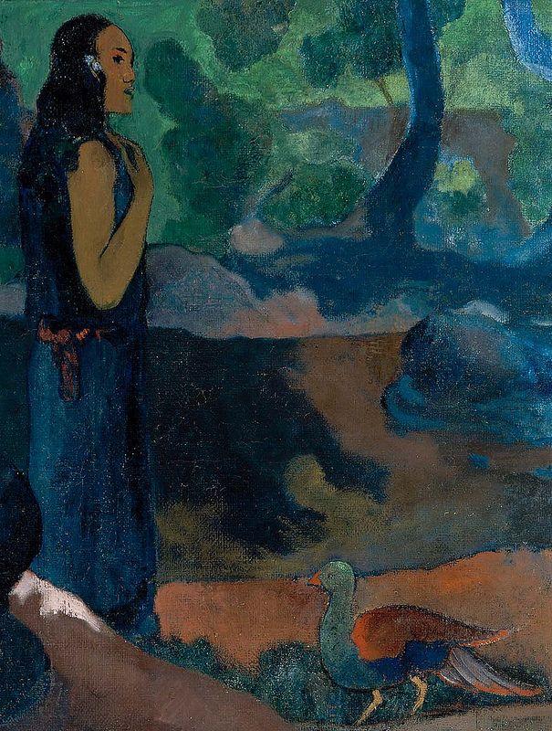 D'où venons-nous ? Que sommes-nous ? Où allons-nous ? (P Gauguin)
