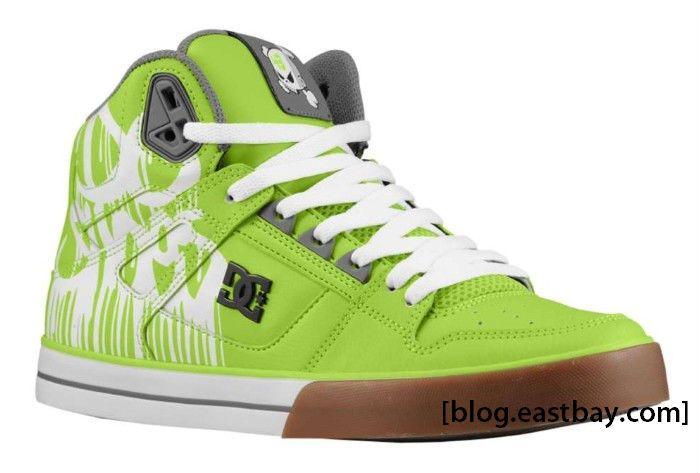 f6d9c88fb1 dc-shoes-ken-block-spartan-high-wc-soft-lime-01   Shoes   Shoes, Ken ...