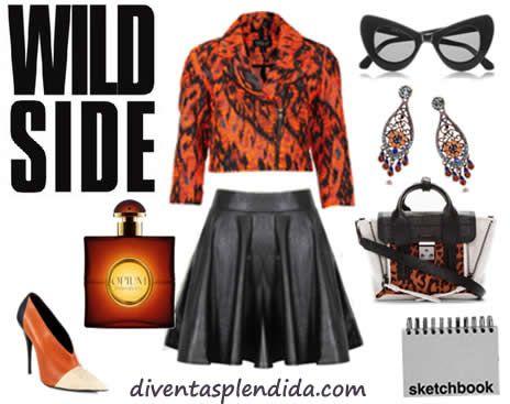 Colore e fantasie fashion in autunno