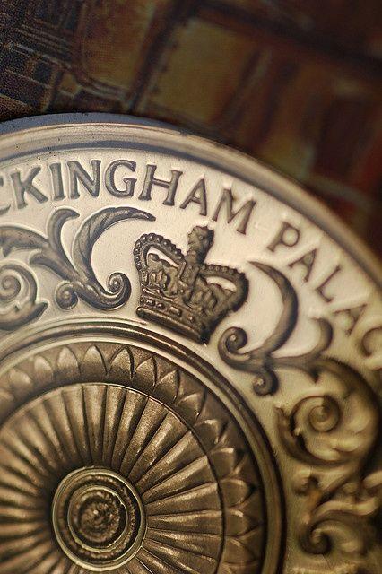 Buckingham Palace Coin