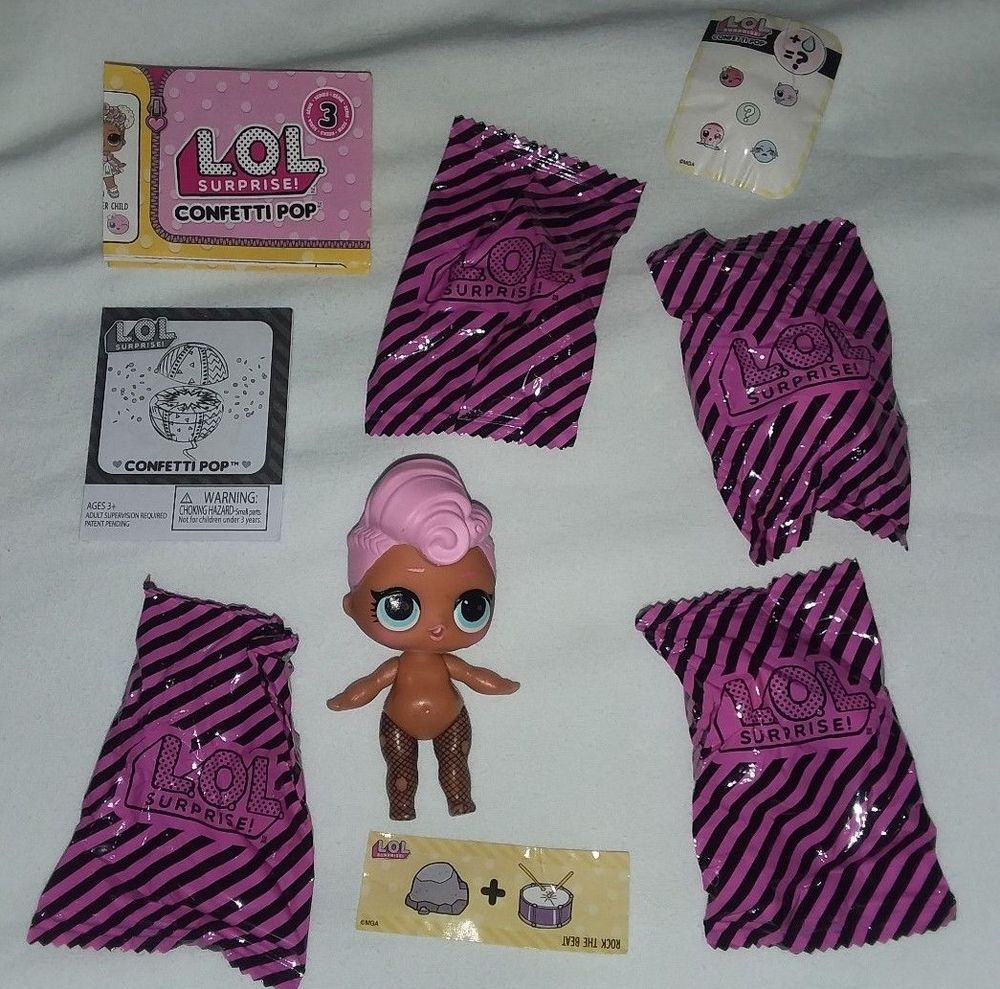 L.O.L Surprise Pets Series 3 Wave 2 Lol Dolls MGA New 3 Pack