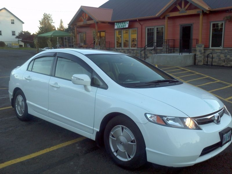 Used 2008 Honda Civic Hybrid  NEW IMA BATTERY