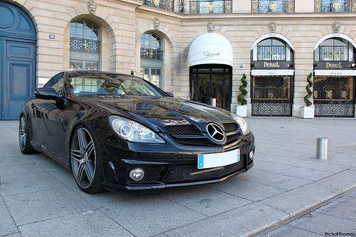 Mercedes Slk 55 Amg With Images Mercedes Slk Mercedes Benz