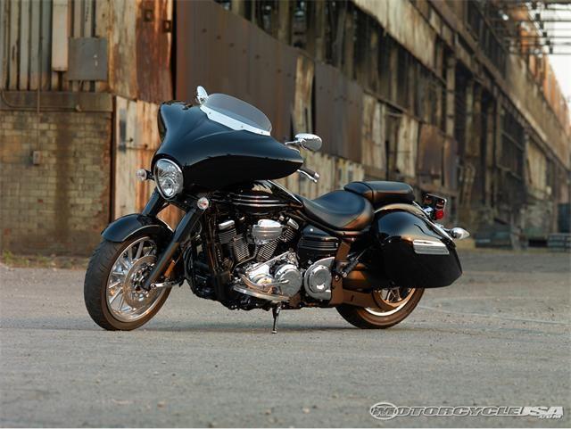 Yamaha Motorcycles Cruisers stratoliner | 2010 Yamaha Star