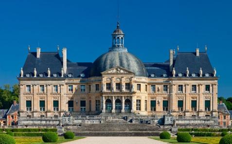 Chateau Vaue-Le Vicomte