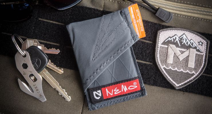 Review: NEMO Equipment Ditto Slim Wallet