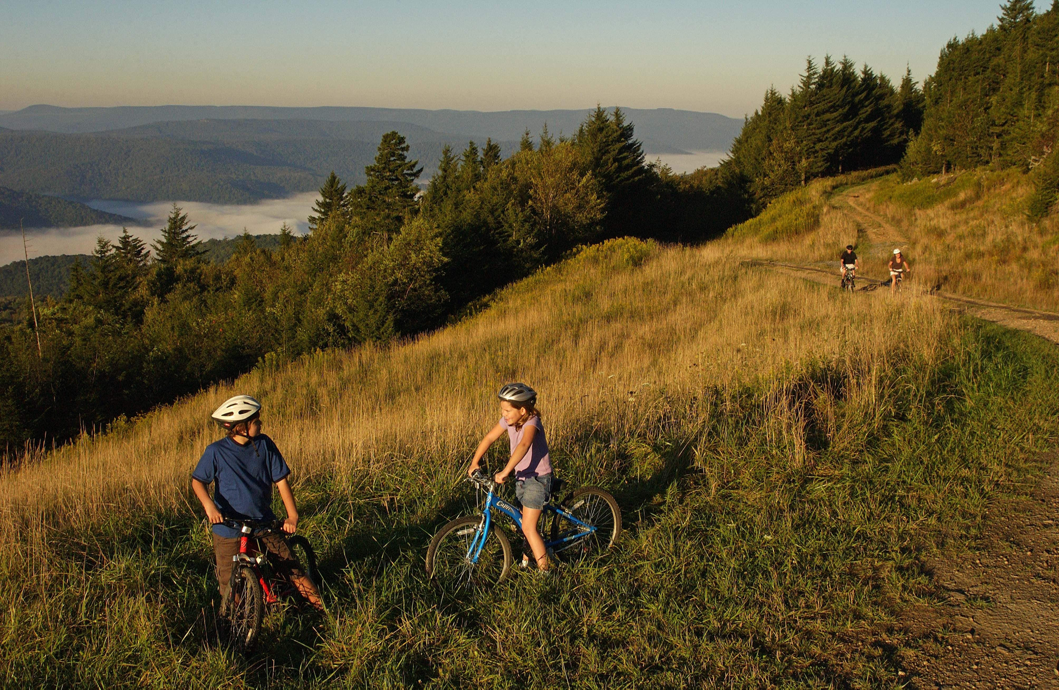 Bring your bike and pick a path - Mountain Bike the Wild & Wonderful way ##GoToWV