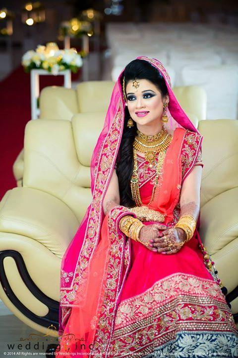 Love This Outfit For Sangeetbangladeshbengali Bangladeshi Bride