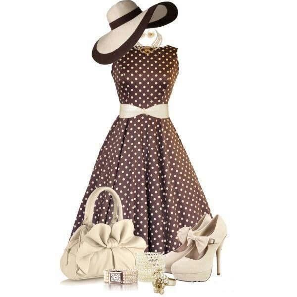 Vestidos de moda de bolitas