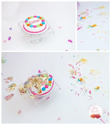 Cake Smash | Bloom Haven Photography | Twin Cities, MN