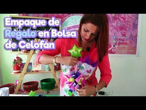 Manualidad: BOLSA DE REGALO PAPEL SEDA/GLOBO/CHINA - YouTube