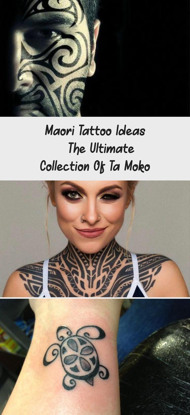 Photo of Maori Tattoo Ideas – The Ultimate Collection of Ta Moko #TattooIdeasSimple #Tatt…