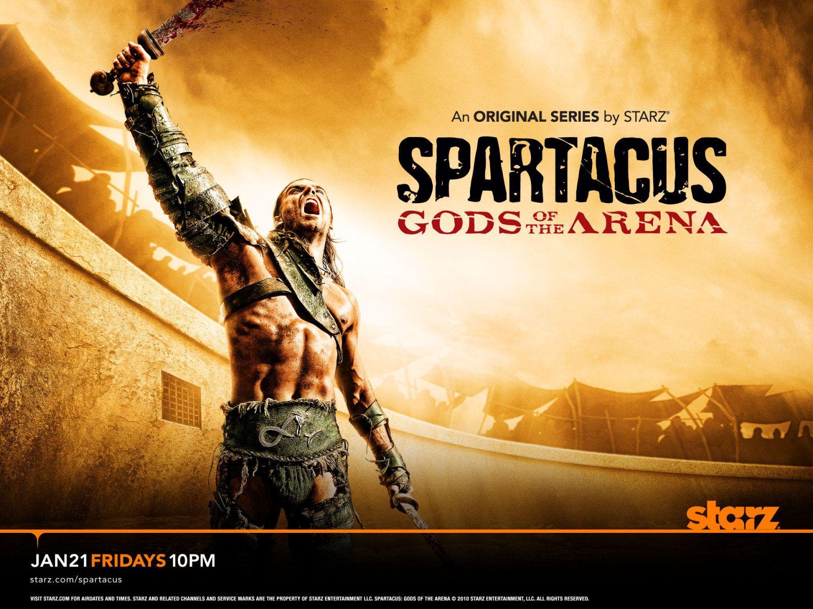 download spartacus gods of the arena episodes