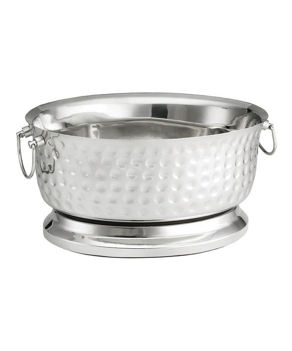 Look At This Stainless Steel Oval Beverage Tub On Zulily Today