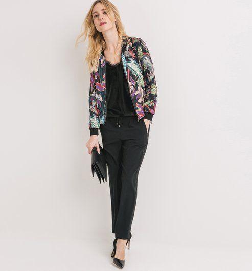 Les vestes, blousons et blazers automne-hiver pour femme sont sur la  boutique en ligne Promod : mode femme ✓Livraison et retour gratuits en  boutique.