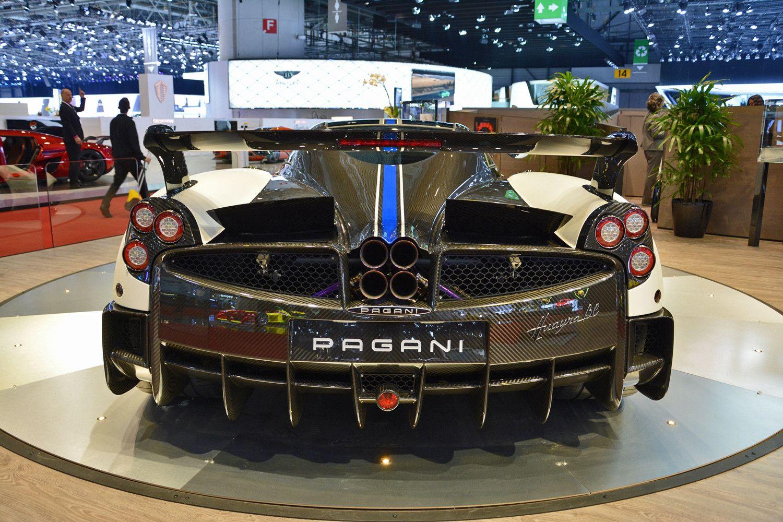 2017 pagani huayra bc cars pinterest pagani huayra and cars paganis hotter huayra bc gains 100 horsepower loses 330 pounds for geneva vanachro Image collections