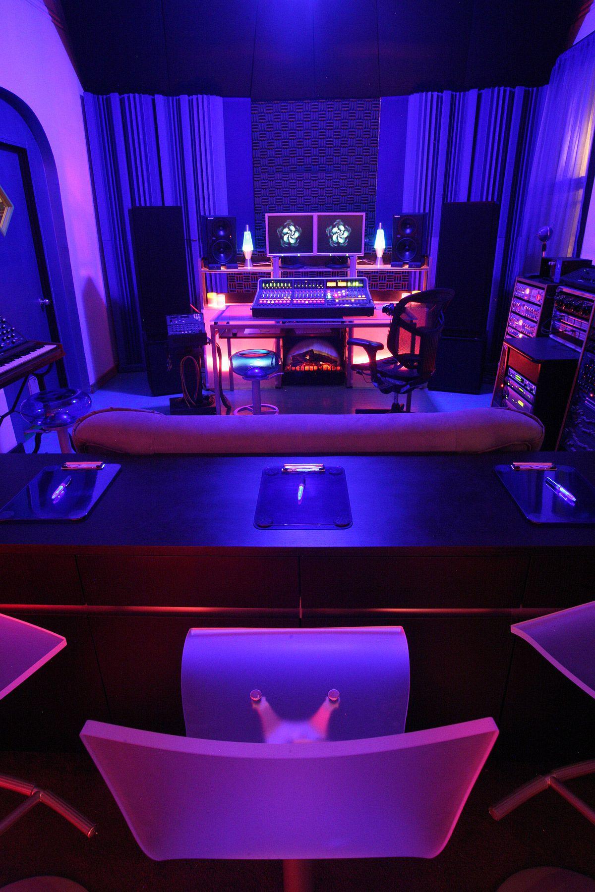 keith cleversley s playground studio chicago il interior