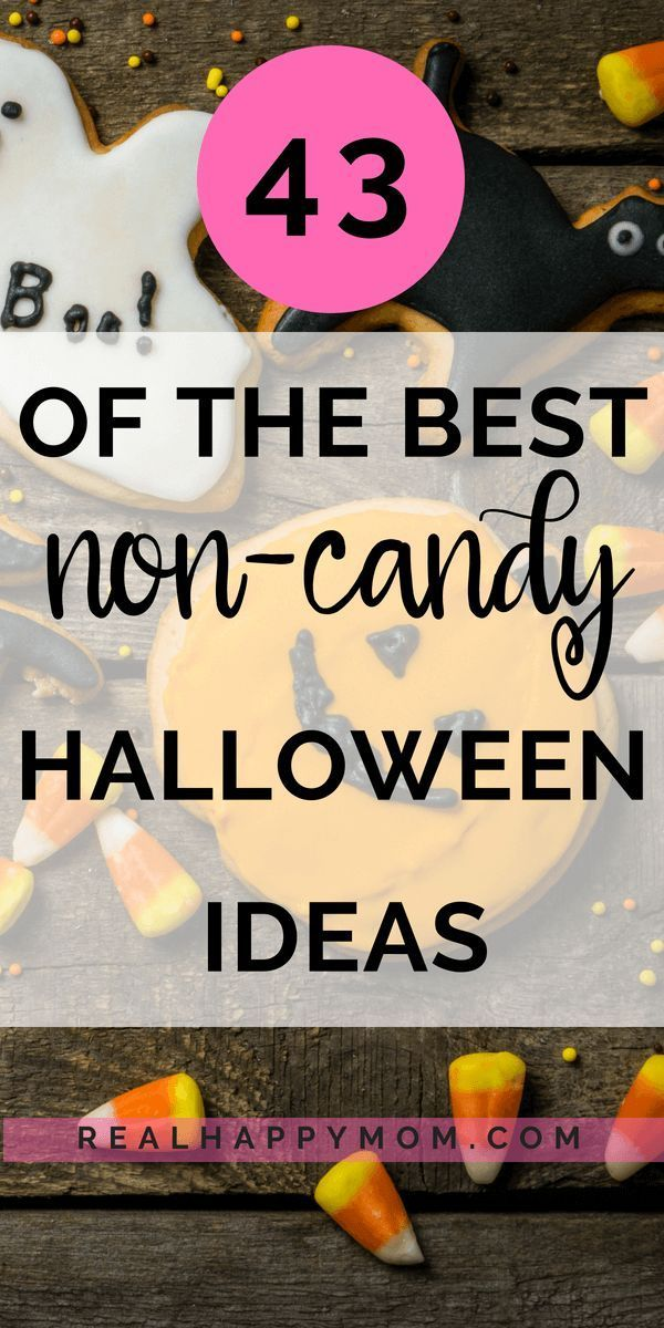 43 of the Best Non Candy Ideas for Halloween | Halloween ...