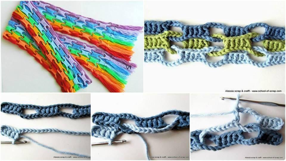 very interesting crochet idea