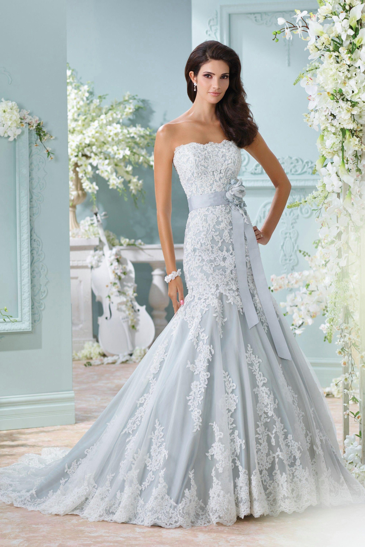 Thea | Martin Thornburg | Mon Cheri Bridals | Available at Lulu\'s ...