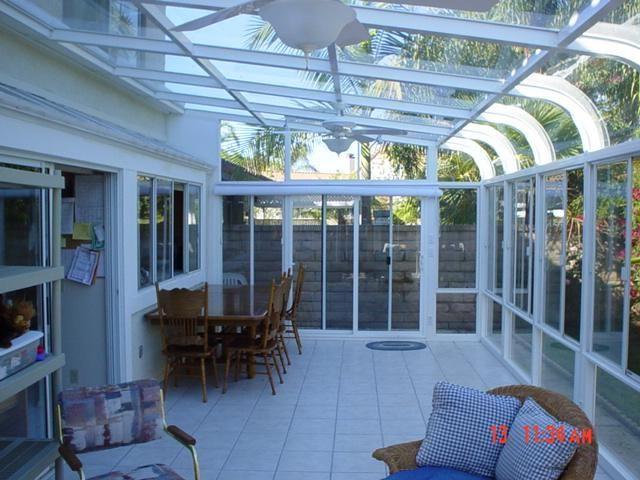 Sun Rooms California Sunrooms Curved Sunrooms