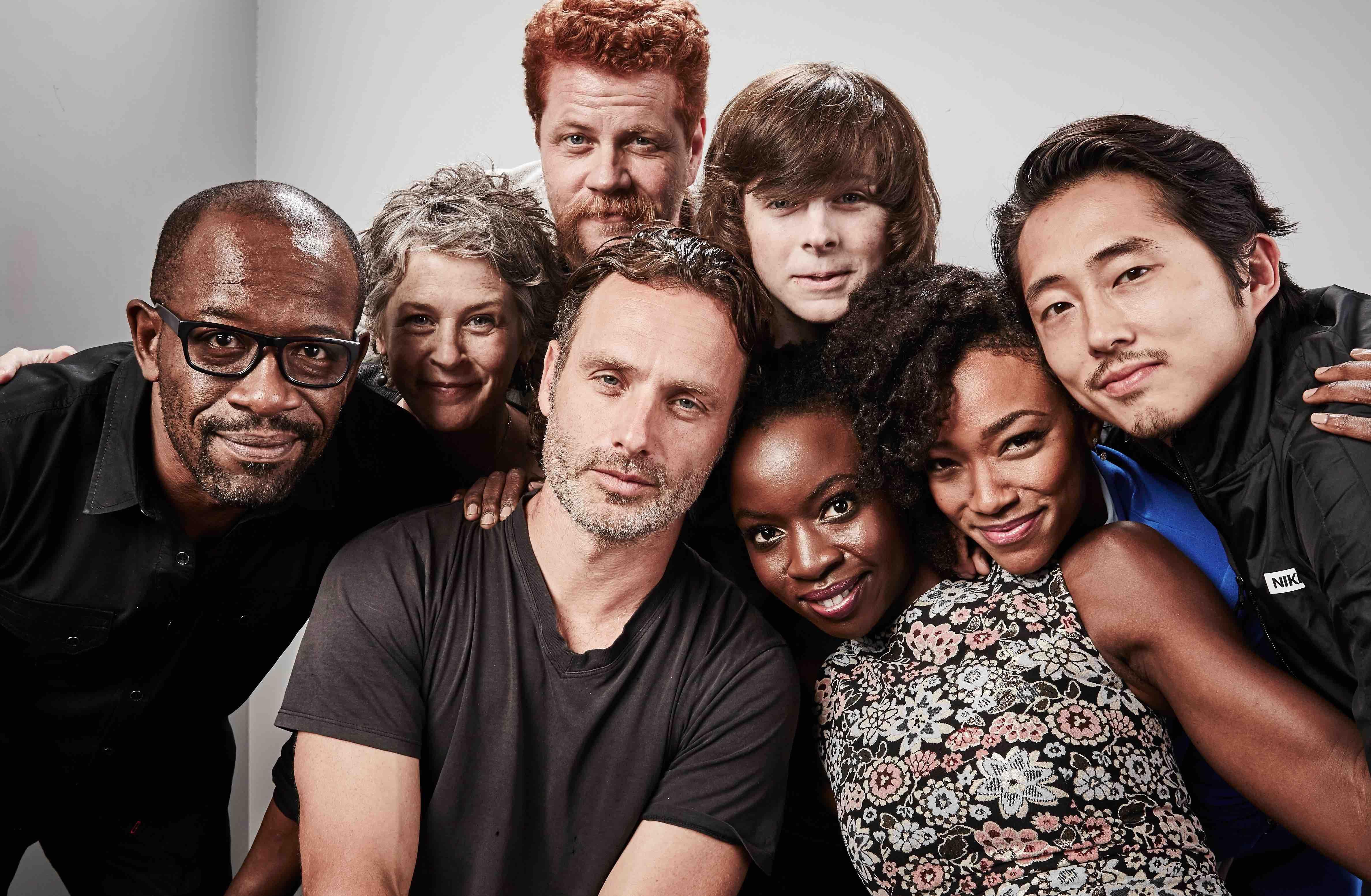 Jetzt lesen: The Walking Dead: Diese drei Figuren werden so schnell also nicht sterben - http://ift.tt/2oInJH9 #nachrichten