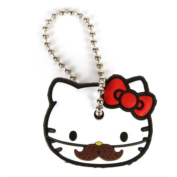 Hello Kitty® Mustache Key Cap
