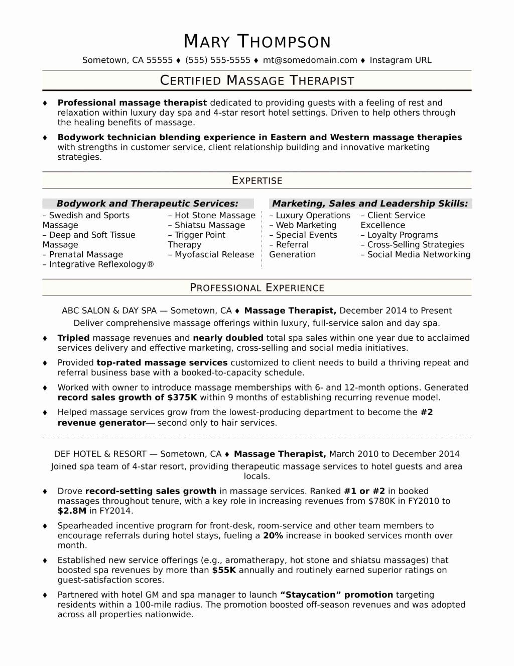 Spa Client Intake form Template Best Of Business Ans