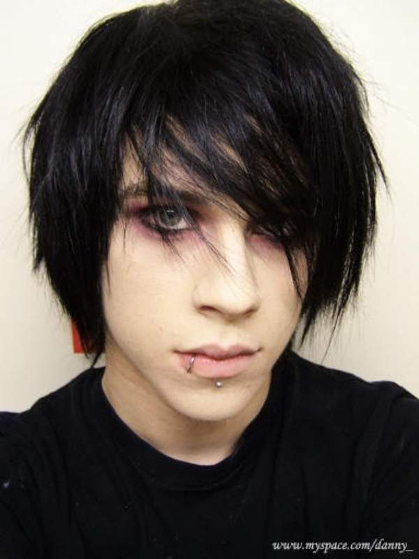 Edgy Haircuts For Males Google Search Faces Pinterest Emo