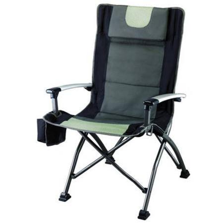 Ozark Trail High Back Chair Walmart Com Outdoor Chairs