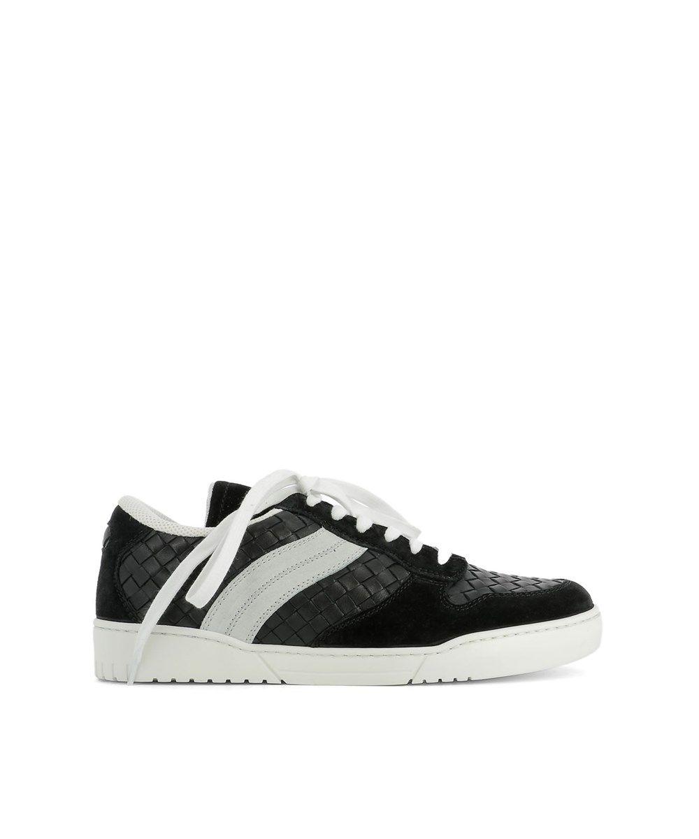 Bottega VenetaSpeedster Leather Sneakers LoXWbY5