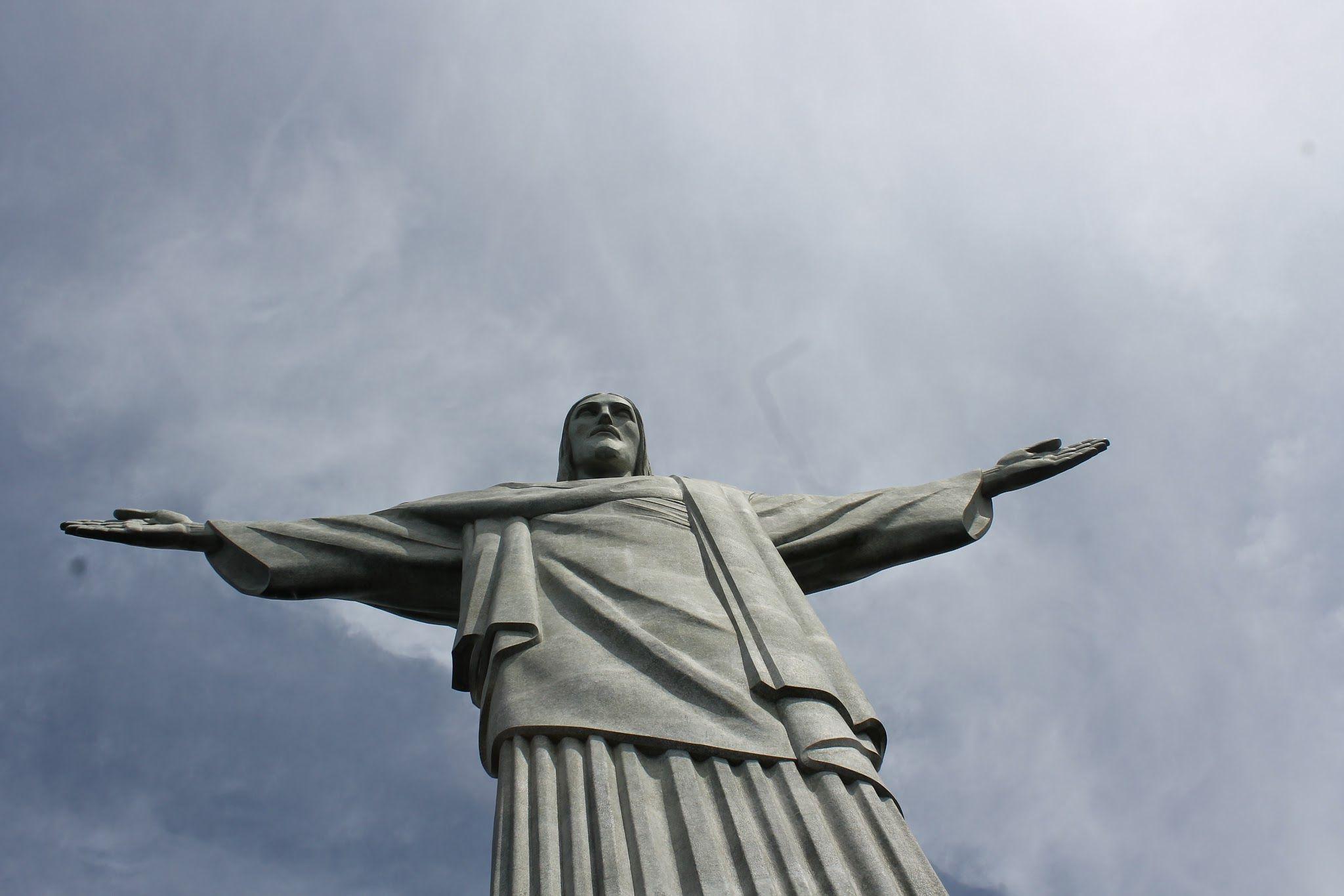 Cristo Corcovado, Río de Janeiro - Brasil