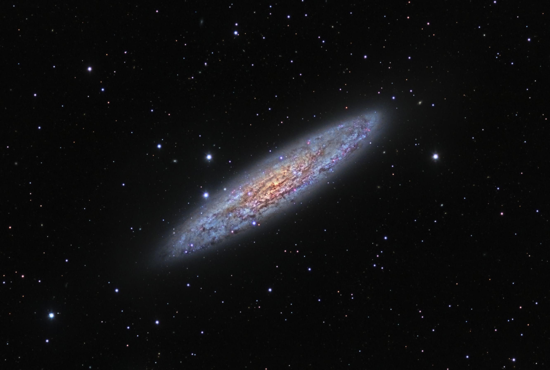 NGC253 - The Silver Dollar Galxy