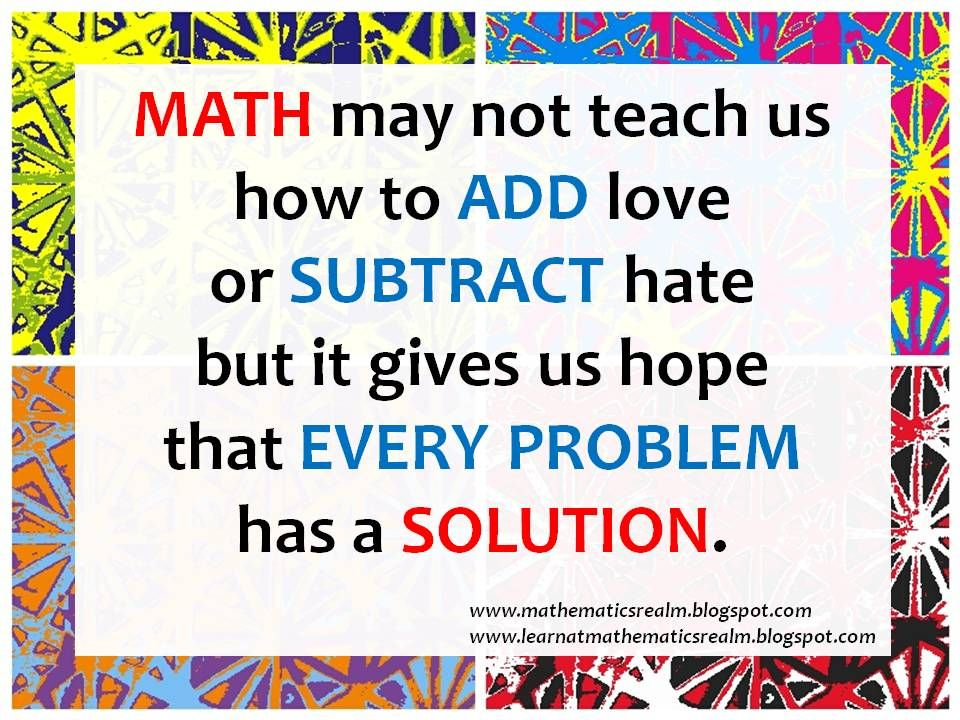 Math Quotes Google Search Math Quotes Mathematics Quotes Funny Math Quotes