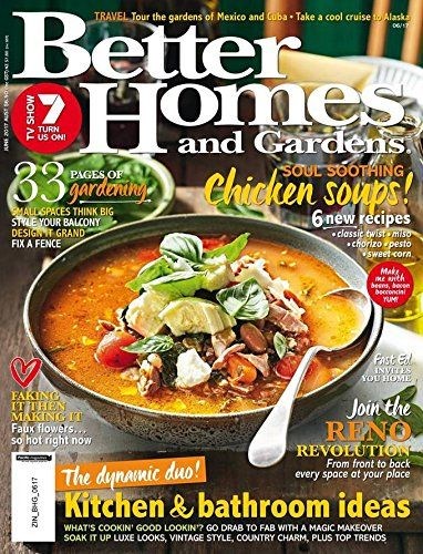 Better Homes And Gardens Australia Magazine Back Issues
