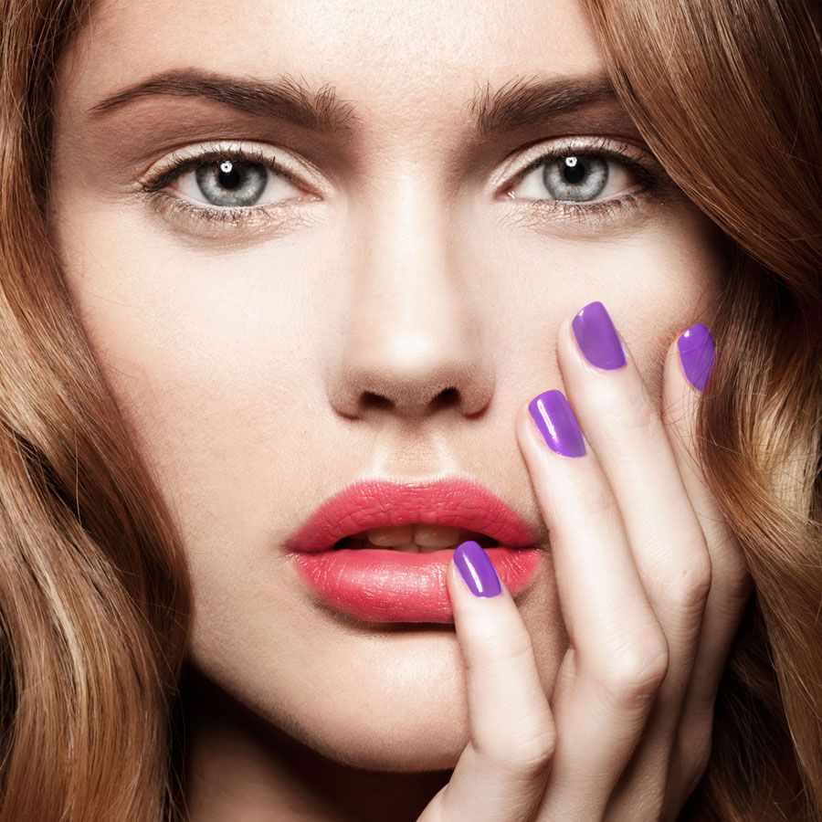 How to remove gel nails without damaging your nails - http://bit.ly/1pL8hHU