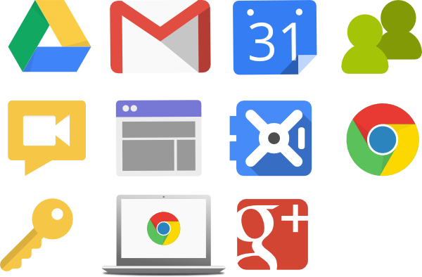 Free Google Apps Icon Pack Icons Vectors Clip Art