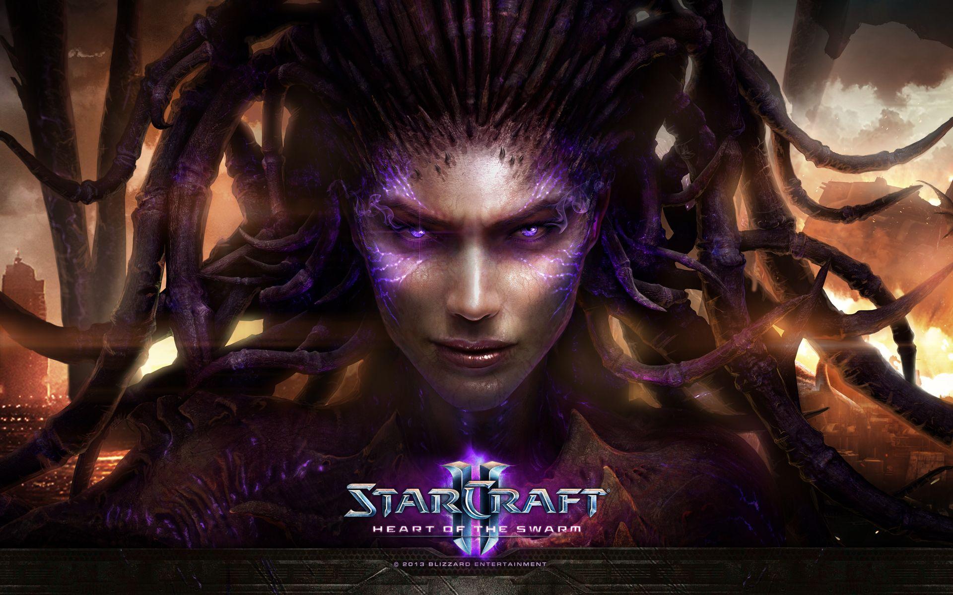 starcraft ii games wishlist mac starcraft kerrigan starcraft