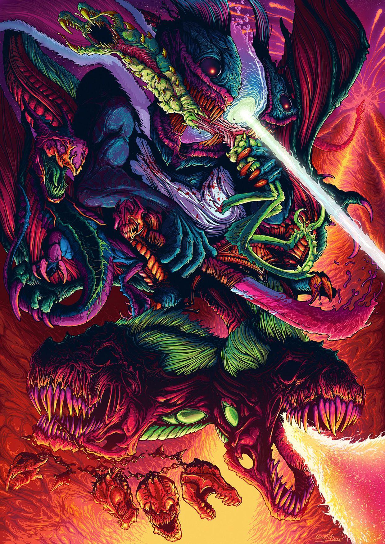 By Brock Hofer Rebel6 Hyper Beast Wallpaper Beast Wallpaper Hyper Beast