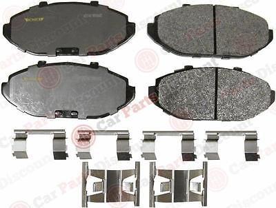 Monroe Disc Brake Pads Hdx748 Car Truck Parts Brakes Brake Pads Shoes Hdx748 Brakes And Brake Parts Brake Parts Truck Parts