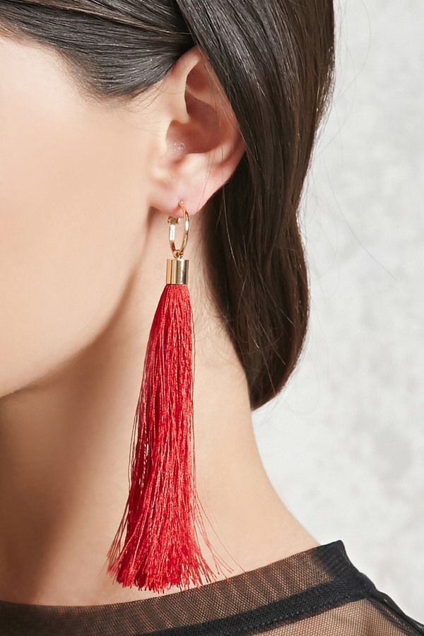 21 Tassel Accessories That You Can Wear Without Looking Like