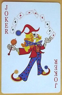 Antiques Collectibles Joker Paper Collectibles Unique Playing Cards Joker Playing Card Joker Card