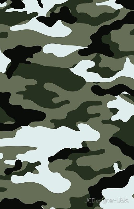 Camouflage New Urban - Armed Forces Design iPhone Case & Cover