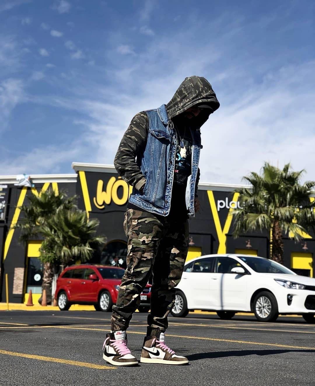 Travis Scott Jordan 1 Outfit Ideas