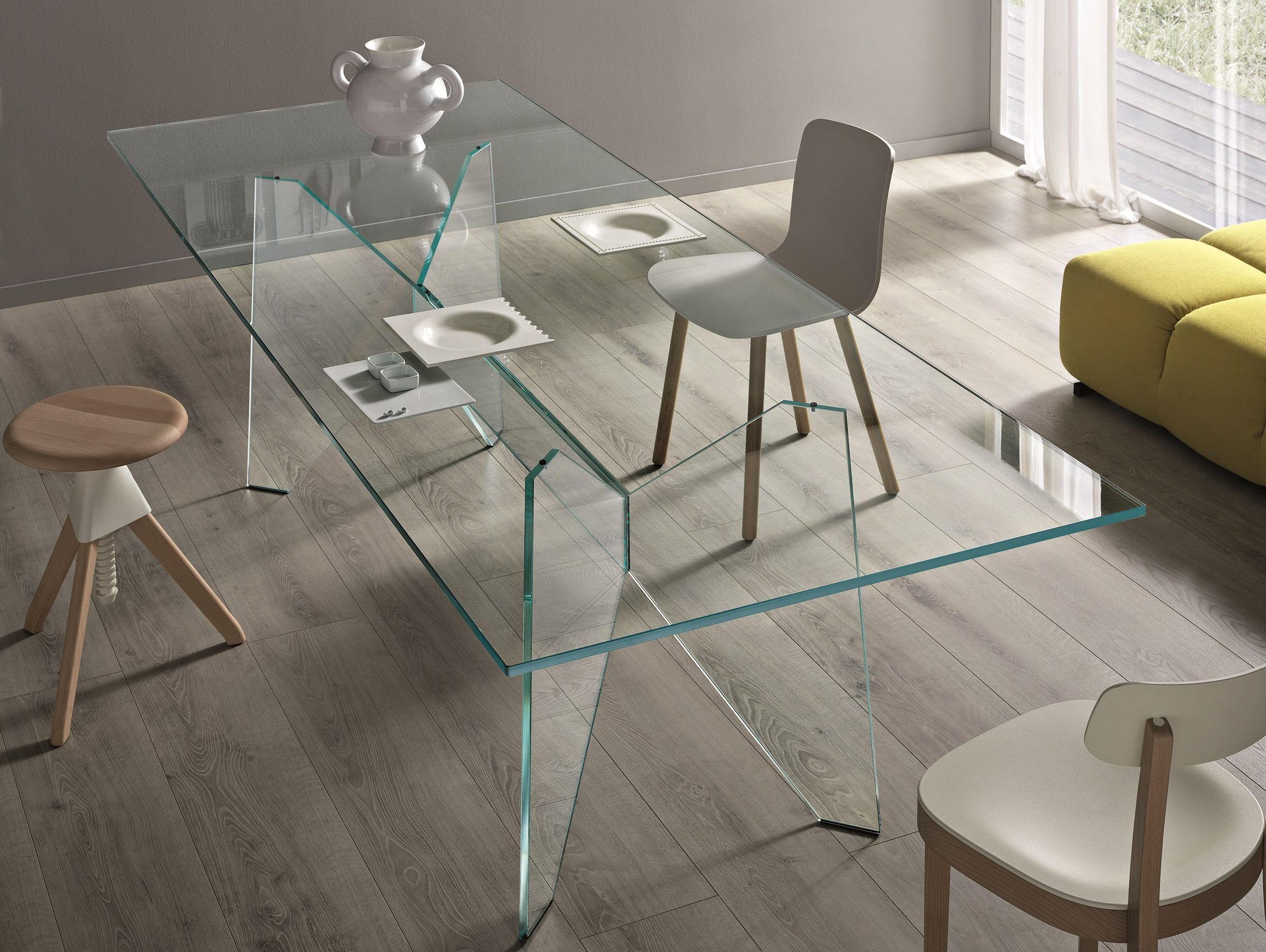 Mesa de vidrio moderna | Mesas de centro | Pinterest | Tables ...