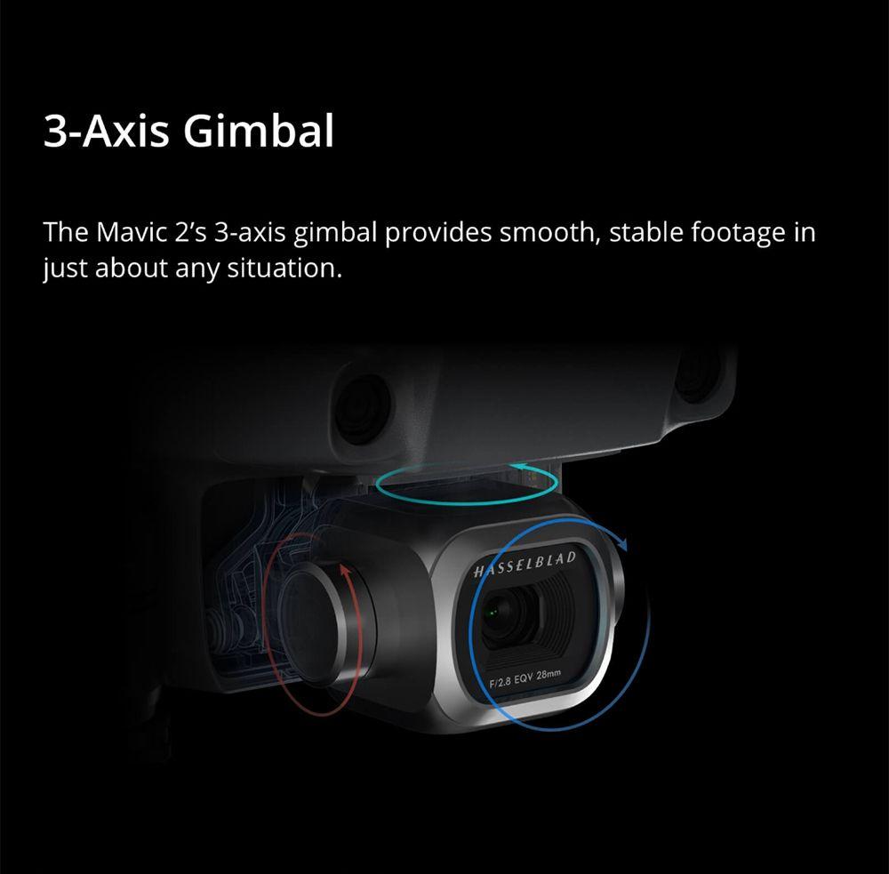 Dji Mavic 2 Pro 3 Axis Gimbal 1 Quot Cmos Sensor Hasselblad Camera 10 Bit Dlog M Color Profile Foldable Rc Drone Rtf With Images Mavic Dji Mavic Pro Hasselblad