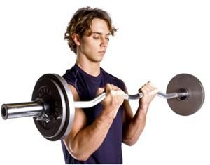 9 Best Curl Bar Exercises You Need to Try - Garage Gym Builder | Curl bar exercises, Bar workout ...