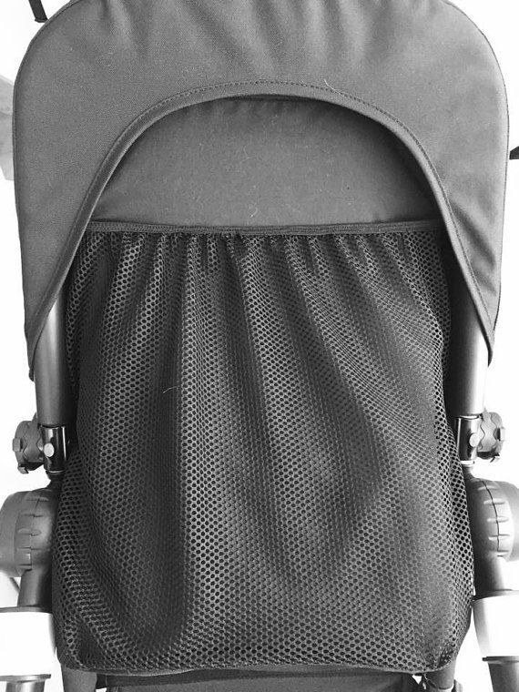 GENIOUS IDEA u0026 UNIQUE DESIGN A handy storage pouch for quick access to nappies wipes drinks toys or snacks. Plus who doesnt need extra storage & Bugaboo Seat Pocket - Waterproof Storage - Fits Cameleon Donkey ...