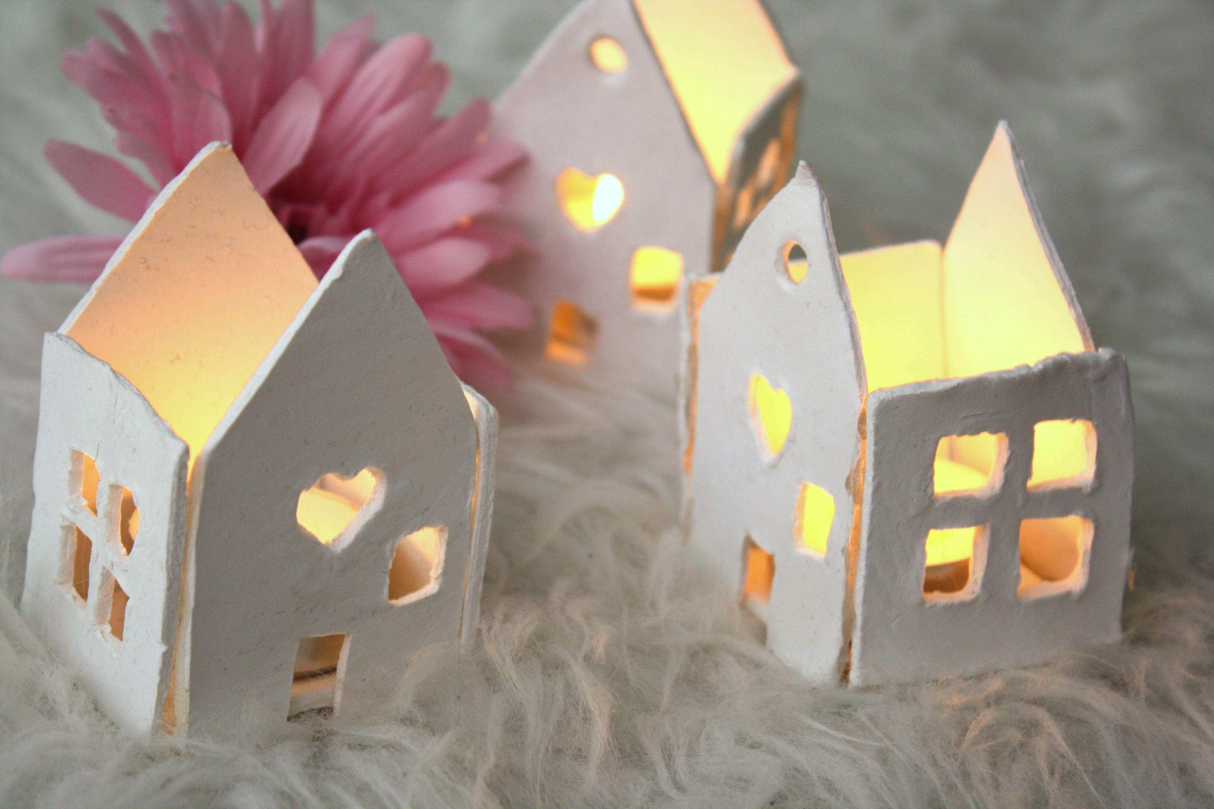 Blumen- /Kerzen Häuschen | Diy geschenke, Blogspot de und Kultur